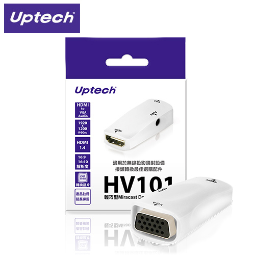 Eclife-Uptech  Mira Dongle  HV101