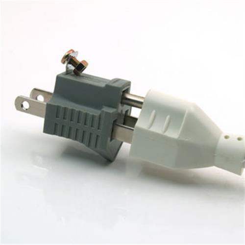 PowerSync群加 EAC-32B 3轉2電源轉接頭 (1入)