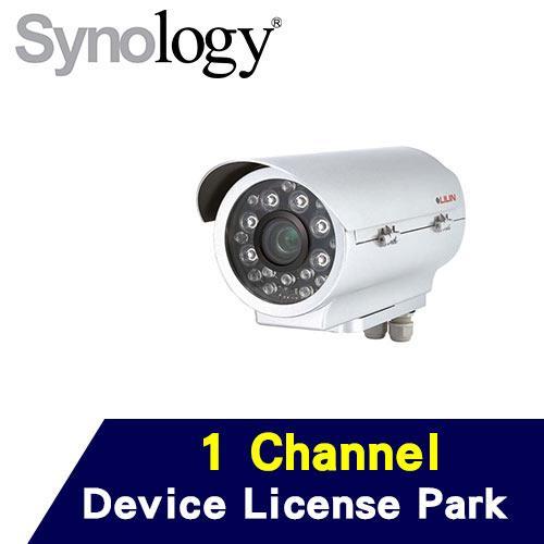 Synology 群輝  單隻IP-Cam 授權包