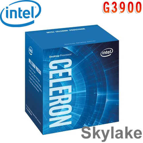 Intel英特爾 Celeron G3900 中央處理器