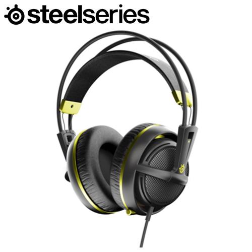 Steelseries 賽睿 Siberia 200 西伯利亞耳機麥克風 金
