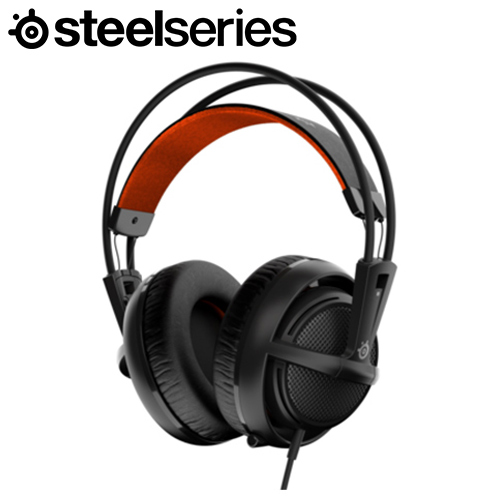 Steelseries 賽睿 Siberia 200 西伯利亞耳機麥克風 黑