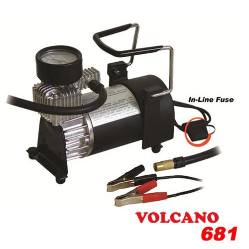 VOLCANO #681 強力靜音打氣機