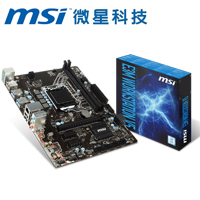 MSI微星 E3M WORKSTATION V5 主機板