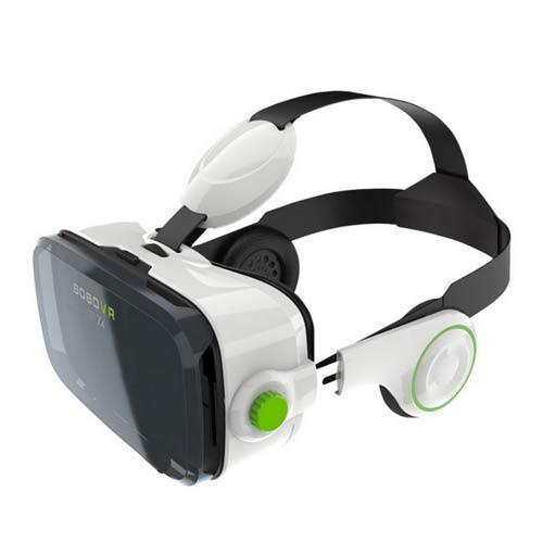 Z4頭戴耳機式 VR虛擬3D眼鏡