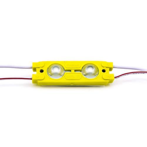 5630 LED魚眼 2燈長形模組(橙光) 50-55lm