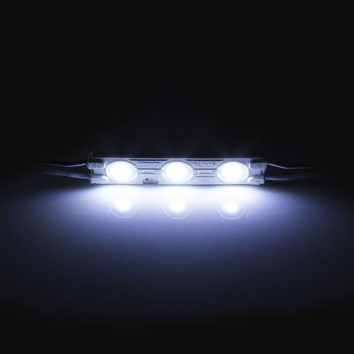 5630 LED魚眼 3燈長形模組(白光) 50-55lm