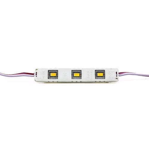 5630 LED 3燈長形模組(暖白光) 50-55lm