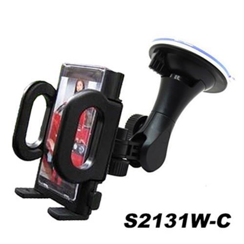 FLY 車用吸盤式 手機支架 S2131W~C