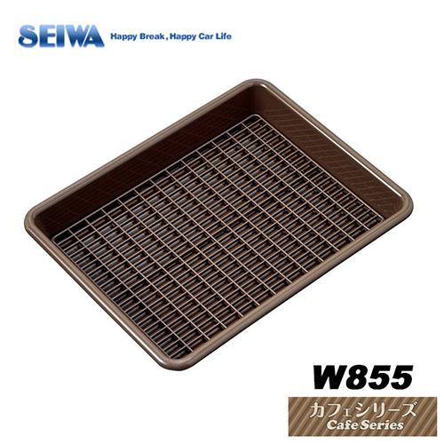 日本SEIWA 咖啡系列 置物盤 置鞋盤 W855
