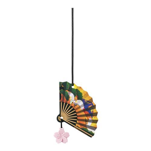 日本CARMATE 和風吊扇 芳香劑 H773