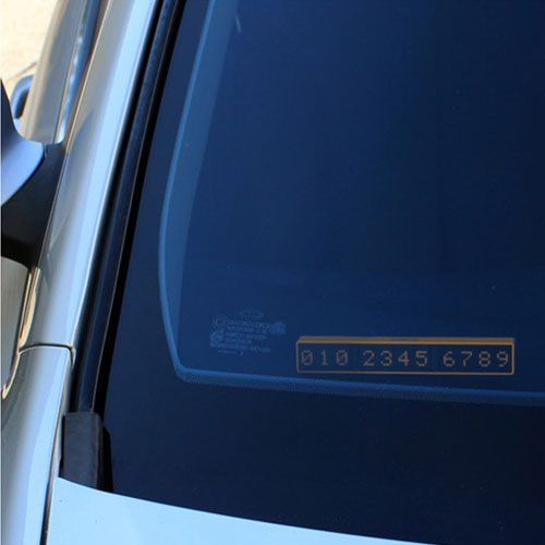 韓國AUTOCOM 車用電話留言板^(黃色^) AS~3693