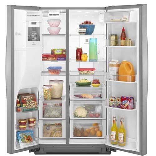 熙爾仕楷模 嵌入型 金冠對開門製冰冰箱41163