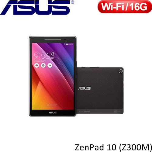 ASUS華碩 10.1吋 ZenPad 10 Z300M 平板電腦 迷霧黑