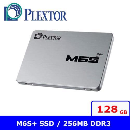 PLEXTOR M6S+ 128GB SSD 2.5吋 固態硬碟