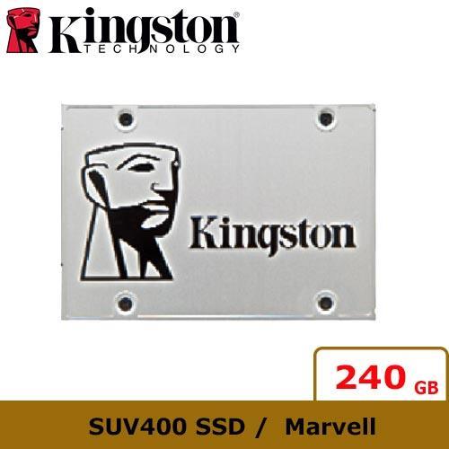 Kingston 金士頓 SUV400 240G SATA3 固態硬碟