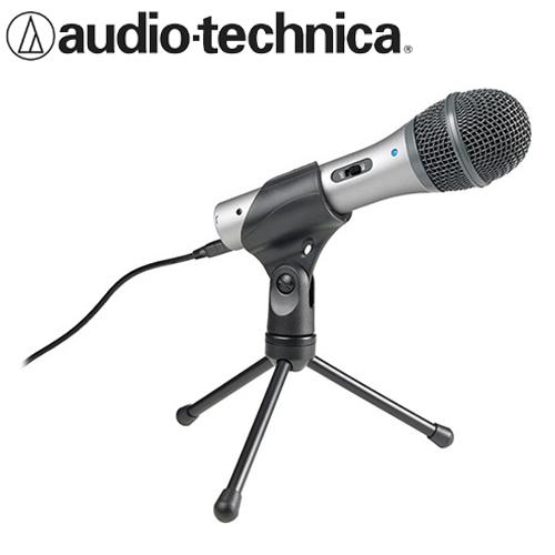 audio~technica 鐵三角 ATR2100USB 心型指向性動圈USBXLR麥克