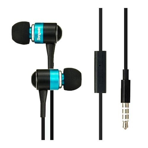 尚之宇 S300 耳機麥克風 藍