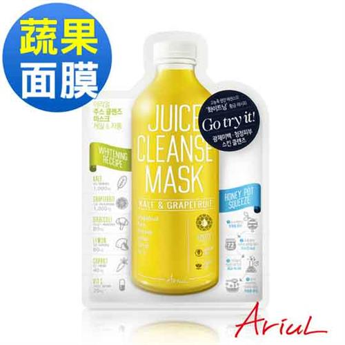 韓國Ariul-果汁面膜-甘藍& 葡萄柚(1 入)