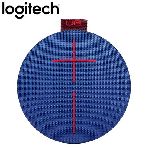 Logitech 羅技 UE ROLL 無線藍牙喇叭 地球藍