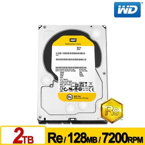 WD 企業級Re 3.5吋 2TB SATA3 WD2004FBYZ
