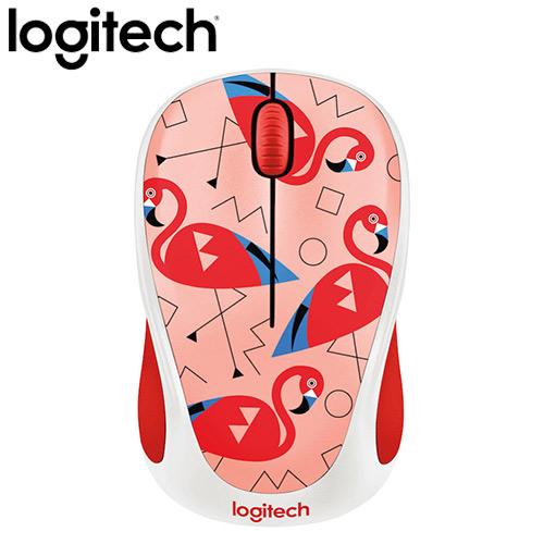Logitech 羅技 M238 無線滑鼠 火鶴