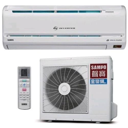 SAMPO 1-1分離式變頻單冷空調(頂級)AM-PA22D/AU-PA22D