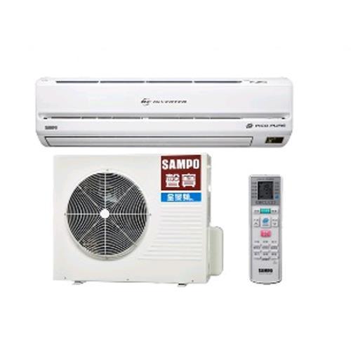 SAMPO 1-1分離式變頻冷暖空調(頂級)AM-PA80DC/AU-PA80DC
