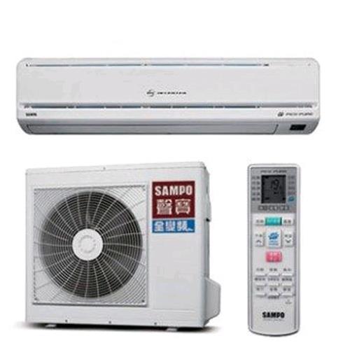 SAMPO 1-1分離式變頻冷暖空調(頂級)AM-PA36DC/AU-PA36DC