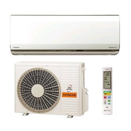 HITACHI  1-1分離式變頻冷暖空調(日製型)RAS-28SCT/RAC-28SCT