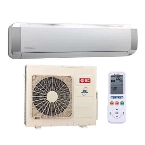 HITACHI 1-1 分離式變頻冷暖空調(頂極型)RAS-110NX/RAC-110NX