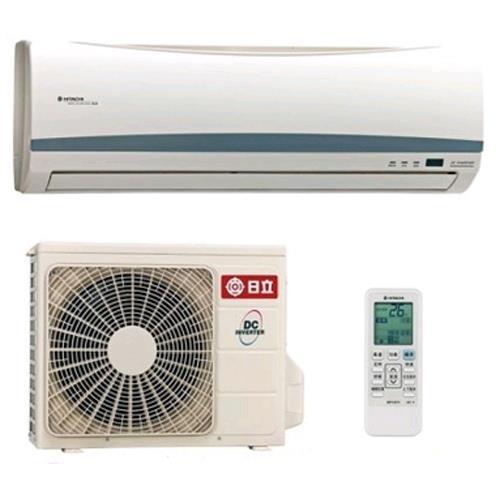 HITACHI 1-1分離式變頻冷暖空調 RAS-22HD/RAC-22HD