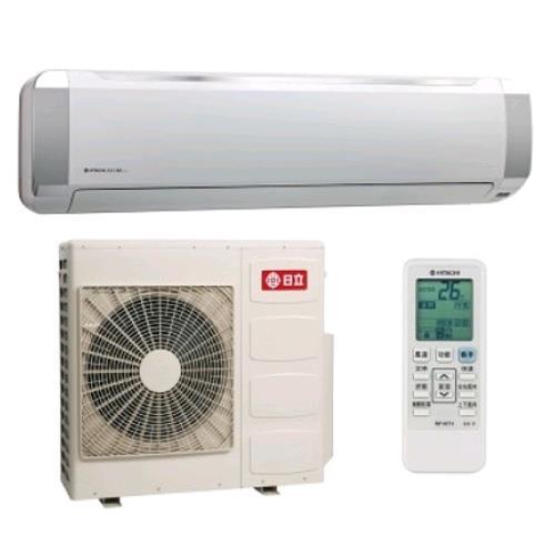 HITACHI  1-1分離式變頻單冷空調 RAS-80JX/RAC-80JX
