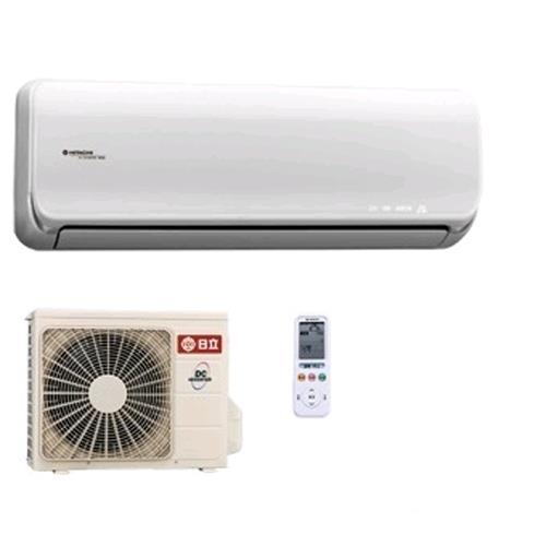 HITACHI 1-1 分離式變頻冷暖空調 RAS-63NB/RAC-63NB