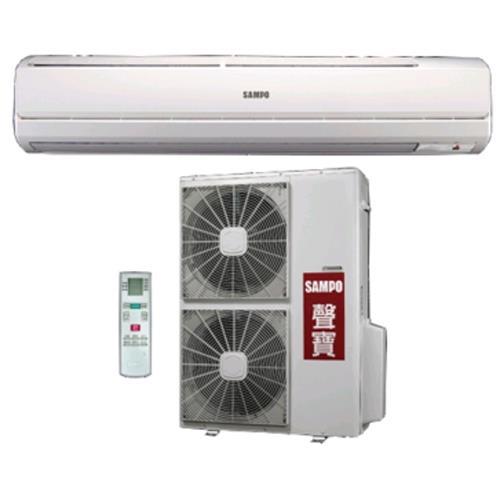 SAMPO 1-1分離式定頻單冷空調AU-PA93/AM-PA93L