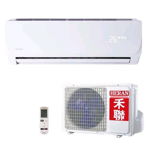 HERAN  1-1 分離式定頻單冷空調HI-23B/HO-232N
