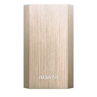 ADATA 威剛 A10050 行動電源 ( 金色 )