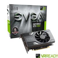 EVGA艾維克 GeForce® GTX1060 6GB GAMING ACX 2.0 顯示卡