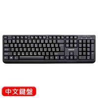 SANYO 三洋 SYKB08 防潑水USB鍵盤 中文