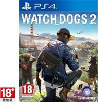 【客訂品】PS4遊戲《看門狗2》中文版