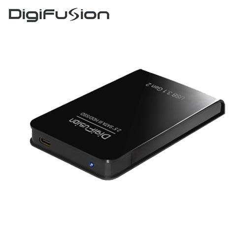 伽利略 USB3.1 2.5吋 TYPE-C對A 硬碟外接盒