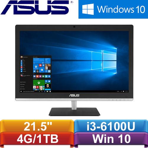 ASUS 21.5吋 Vivo AiO V220ICGK-610BC002X All in One