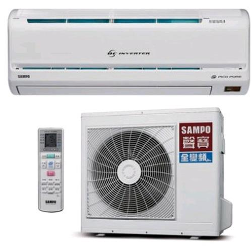 SAMPO 1-1分離式變頻冷暖空調(頂級)AM-PA22DC/AU-PA22D