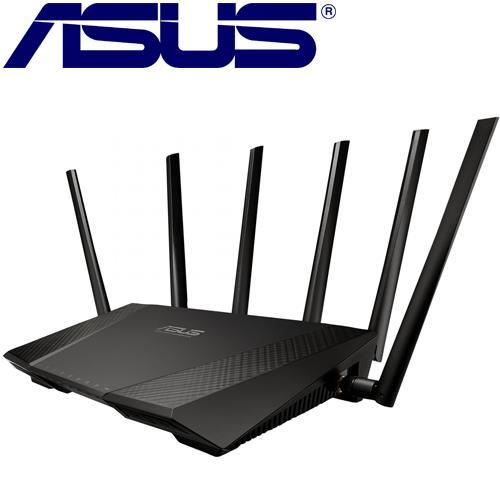 ASUS 華碩 RT-AC3200 雙頻 Gigabit 無線分享器