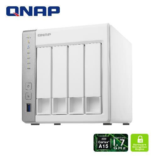 QNAP威聯通 TS~431P 4Bay 儲存伺服器