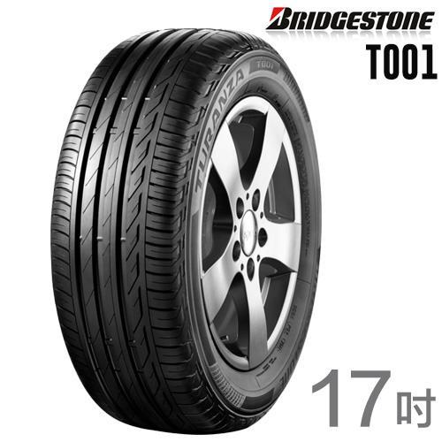 BRIDGESTONE 普利司通 17吋輪胎 T001 225/45WR17