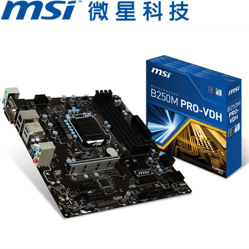 Eclife-MSI B250M PRO-VDH