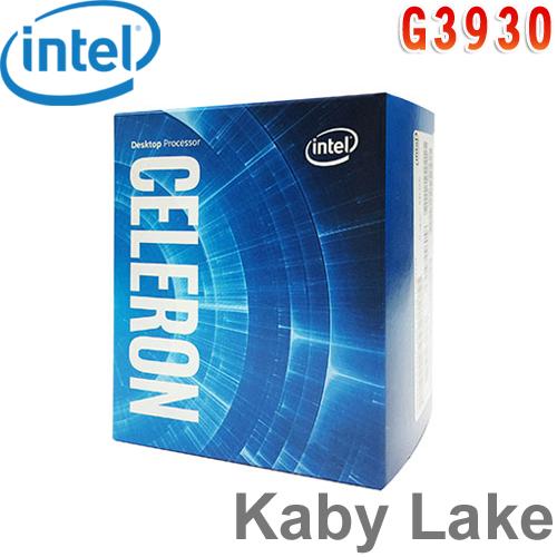 Intel英特爾 Celeron G3930 中央處理器