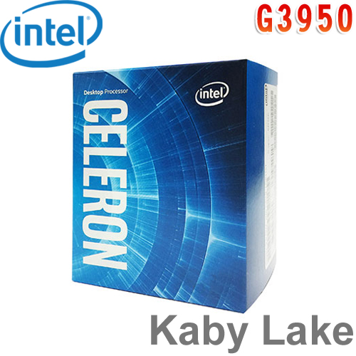 Intel英特爾 Celeron G3950 中央處理器