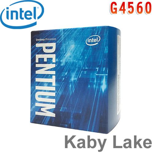 Intel英特爾 Pentium G4560 中央處理器